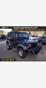 2005 Jeep Wrangler for sale 101443215