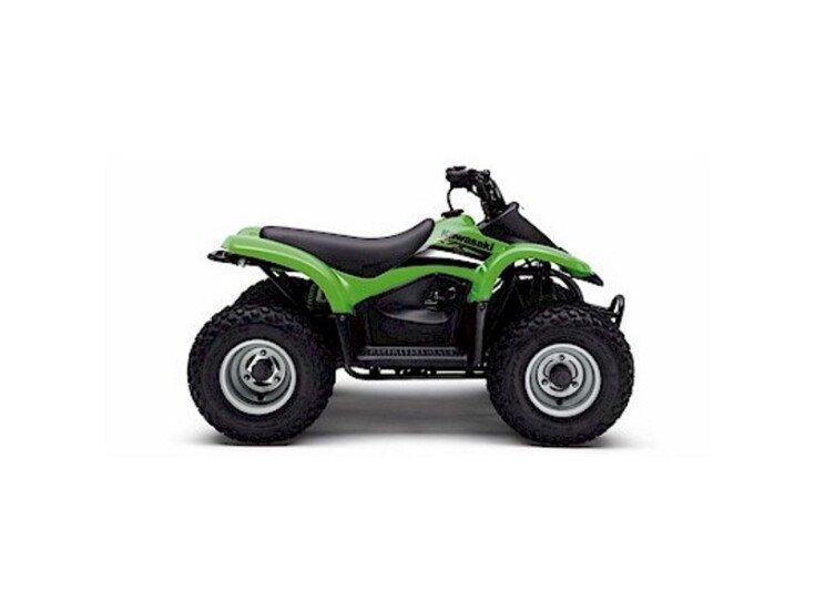2005 Kawasaki KFX80 50 specifications