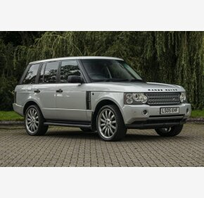 2005 Land Rover Range Rover HSE for sale 101379965
