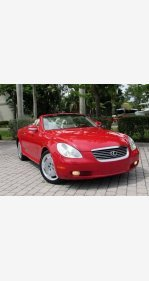 2005 Lexus SC 430 Convertible for sale 101014102