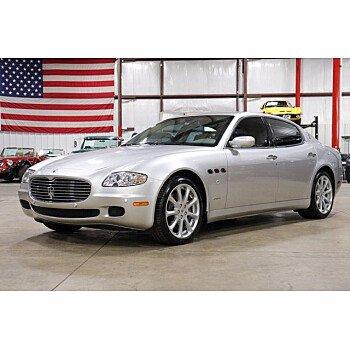 2005 Maserati Quattroporte for sale 101516735