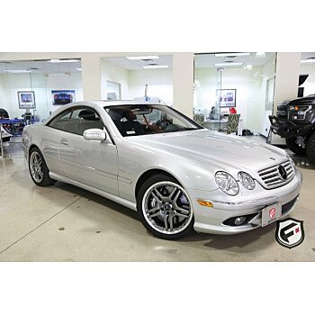 2005 Mercedes-Benz CL65 AMG for sale 101125359