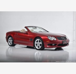 2005 Mercedes-Benz SL500 for sale 101410238