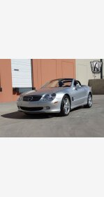 2005 Mercedes-Benz SL600 for sale 101488880