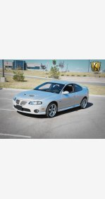2005 Pontiac GTO for sale 101024684
