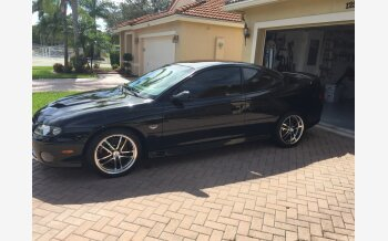 2005 Pontiac GTO for sale 101176582
