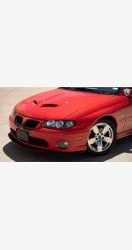 2005 Pontiac GTO for sale 101176998