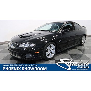 2005 Pontiac GTO for sale 101186333