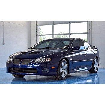 2005 Pontiac GTO for sale 101372440