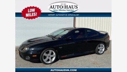 2005 Pontiac GTO for sale 101412752