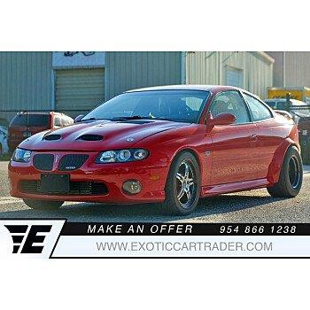 2005 Pontiac GTO for sale 101601401