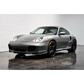 2005 Porsche 911 Turbo S Coupe for sale 101027276