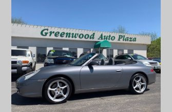 2005 Porsche 911 Carrera Cabriolet for sale 101346147