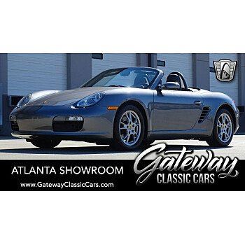 2005 Porsche Boxster for sale 101290420