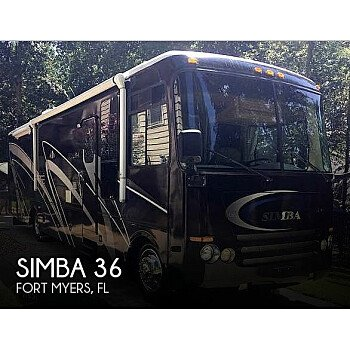 2005 Safari Simba for sale 300219826