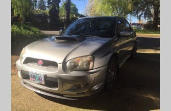 2005 Subaru Impreza WRX STI Sedan for sale 100765295