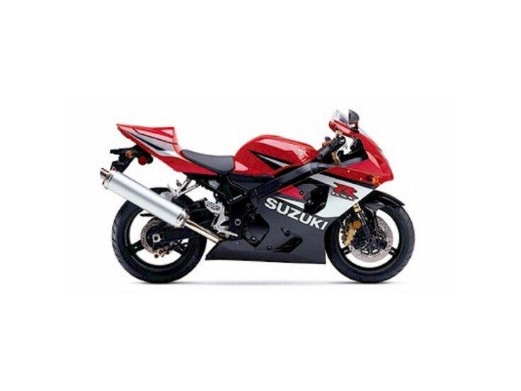 2005 Suzuki GSX-R1000 600 specifications