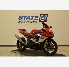 2005 Suzuki GSX-R600 for sale 200635945