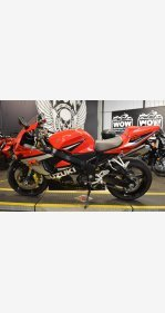 2005 Suzuki GSX-R600 for sale 200647490