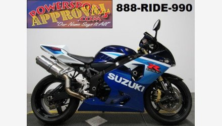 2005 Suzuki GSX-R600 for sale 200662616
