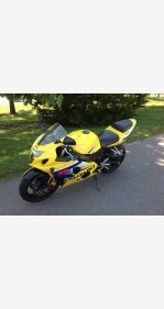 2005 Suzuki GSX-R600 for sale 200707857