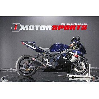 2005 Suzuki GSX-R600 for sale 200729605