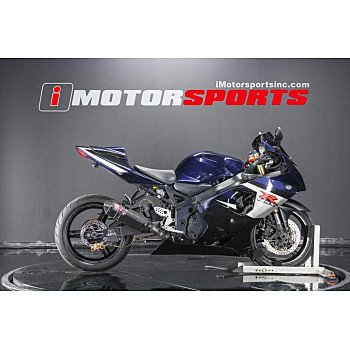 2005 Suzuki GSX-R600 for sale 200729674