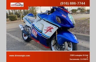 2005 Suzuki Hayabusa for sale 201000984