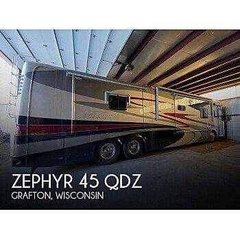 2005 Tiffin Zephyr for sale 300275748