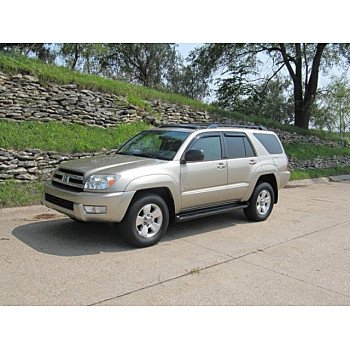 2005 Toyota 4Runner 4WD for sale 101022218