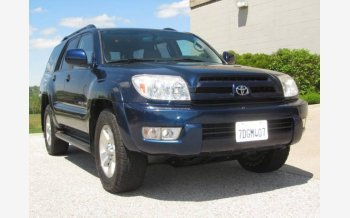 2005 Toyota 4Runner 4WD Limited for sale 101139362