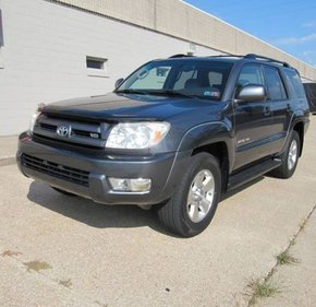 2005 Toyota 4Runner 4WD Limited for sale 101213177