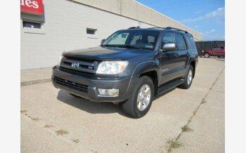 2005 Toyota 4Runner 4WD Limited for sale 101261576