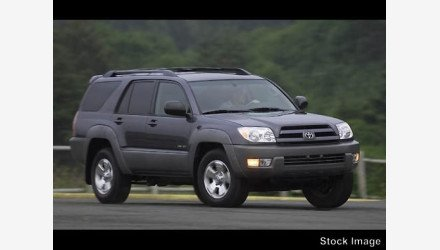2005 Toyota 4Runner 4WD for sale 101327253