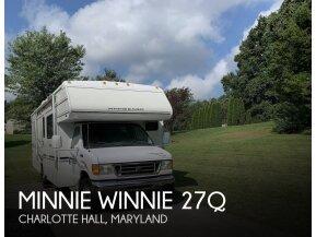 Winnebago Minnie Winnie RVs for Sale - RVs on Autotrader