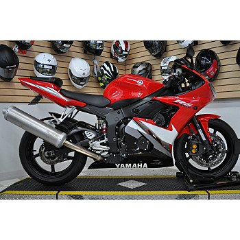 2005 Yamaha YZF-R6 for sale 200787011