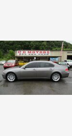 2006 BMW 750Li for sale 101028239