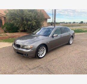 2006 BMW 750Li for sale 101348824