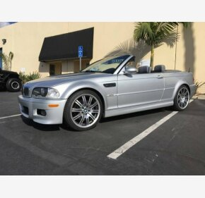 2006 BMW M3 Convertible for sale 101215797