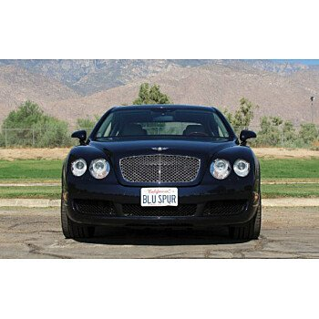 2006 Bentley Continental Flying Spur for sale 101089310