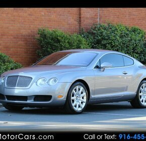 2006 Bentley Continental GT Coupe for sale 101096233