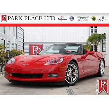 2006 Chevrolet Corvette Convertible for sale 100988235