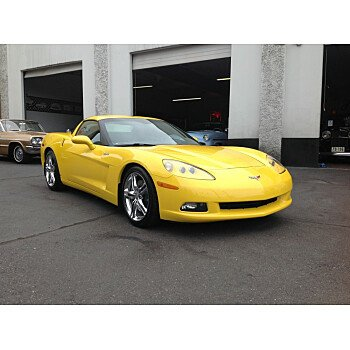2006 Chevrolet Corvette for sale 101193341