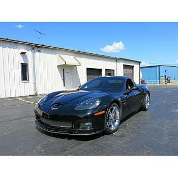 2006 Chevrolet Corvette Z06 Coupe for sale 101193383
