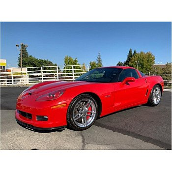 2006 Chevrolet Corvette Z06 Coupe for sale 101241556