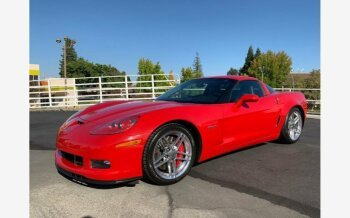 2006 Chevrolet Corvette Z06 Coupe for sale 101241556