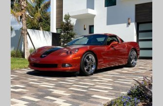 2006 Chevrolet Corvette Coupe for sale 101301927