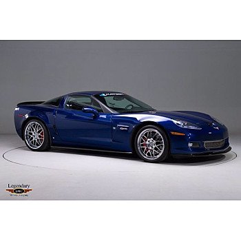 2006 Chevrolet Corvette for sale 101344908