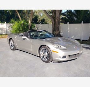 2006 Chevrolet Corvette Convertible for sale 101410252