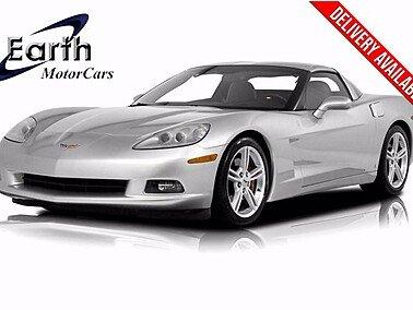 2006 Chevrolet Corvette for sale 101516057